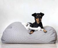 Hondenbed type Nickel